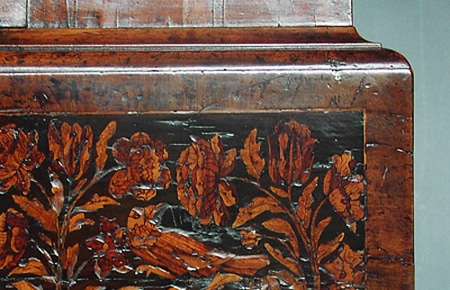 Restoration of a George Graham marquetry longcase clock