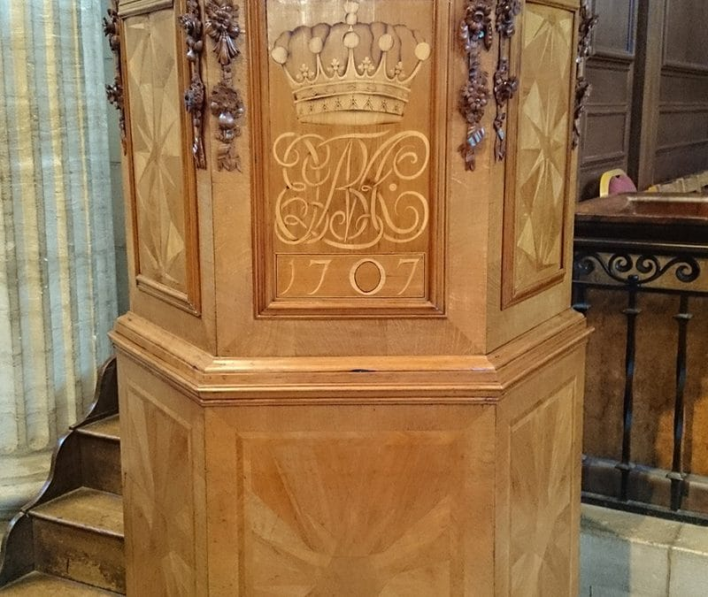 Stowe Pulpit