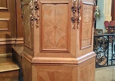 Stowe-Pulpit-during-restoration