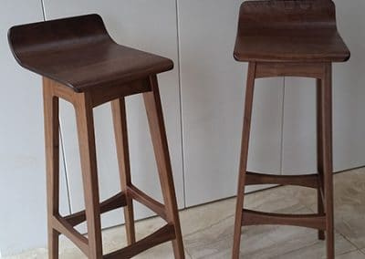 Walnut-stools
