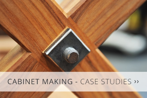 Cabinet making case studies
