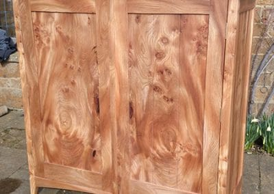 Figured-Scottish-Elm-Bedroom-Furniture